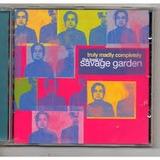 Savage Garden The Best Of [cd Original Lacrado De Fabrica]